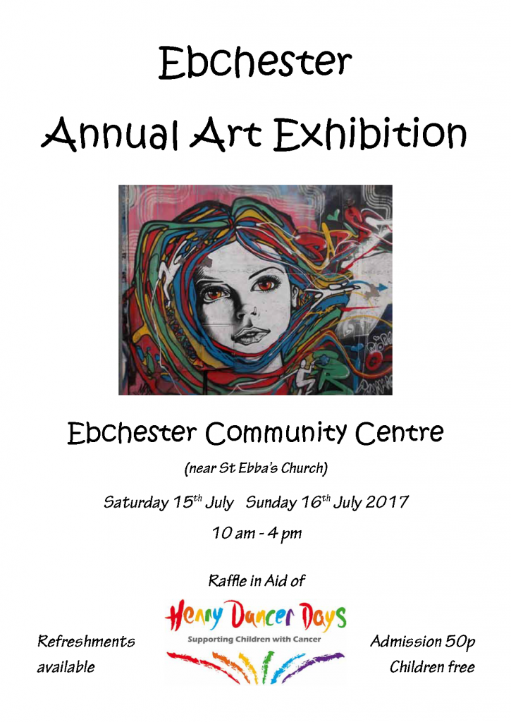 Art Exhibition Poster 2017