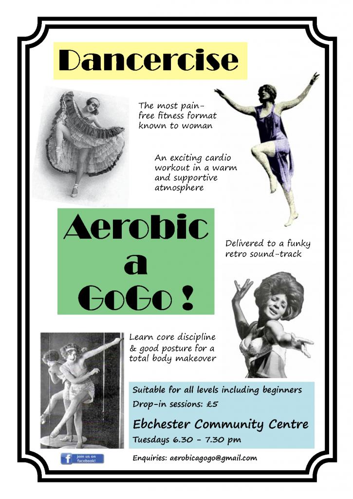 Dancercise Eb 3 C