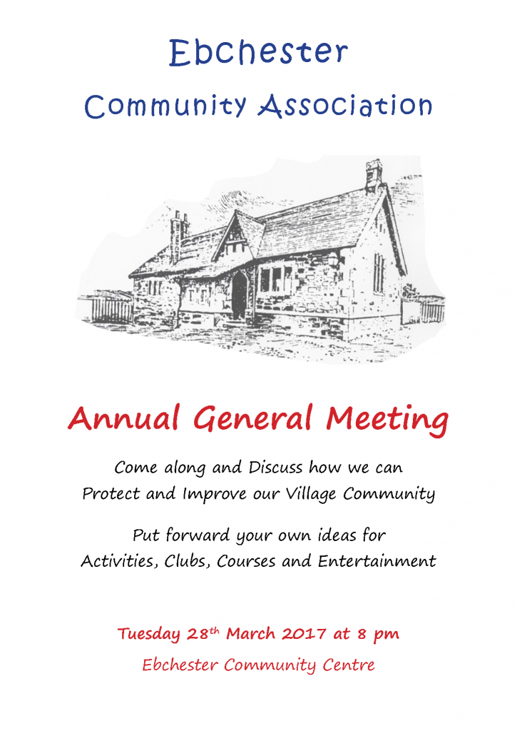 AGM 2017 March 28 Poster