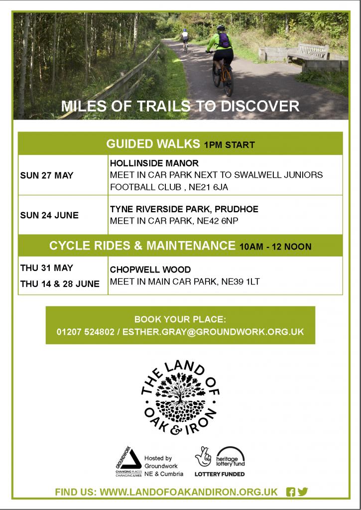 Go Green Poster LOI trials 2018 may