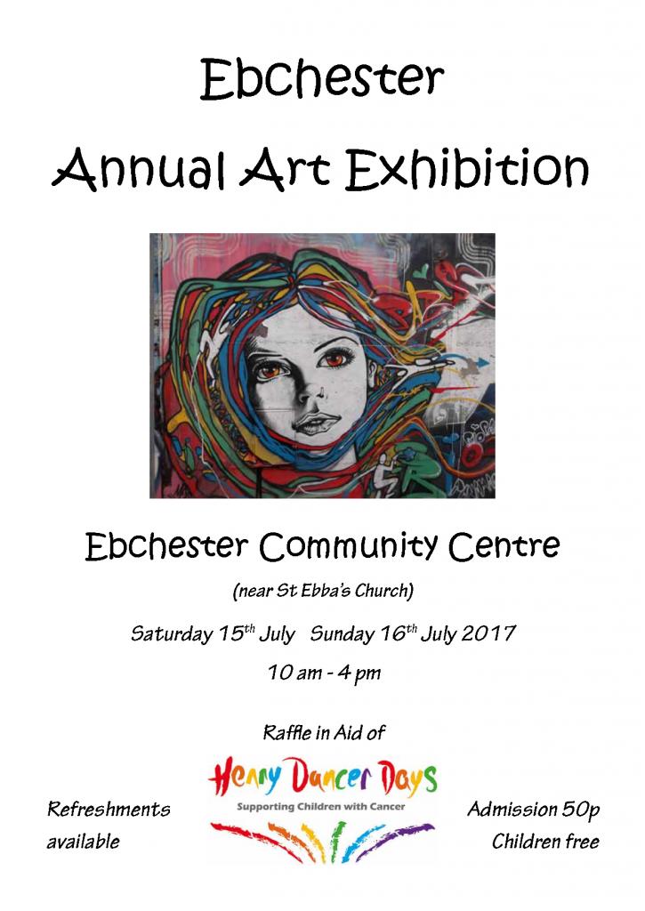 Art Exhibition Poster 2017