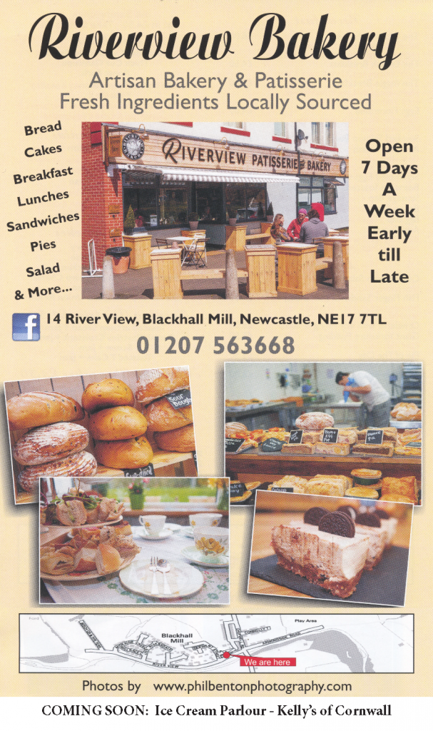 Riverview Bakery 2018